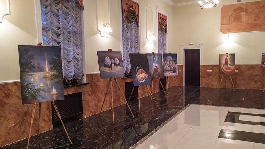 У Козятині відкрили музей картин Олега Шупляка та виставкову залу історичних експонатів вокзалу