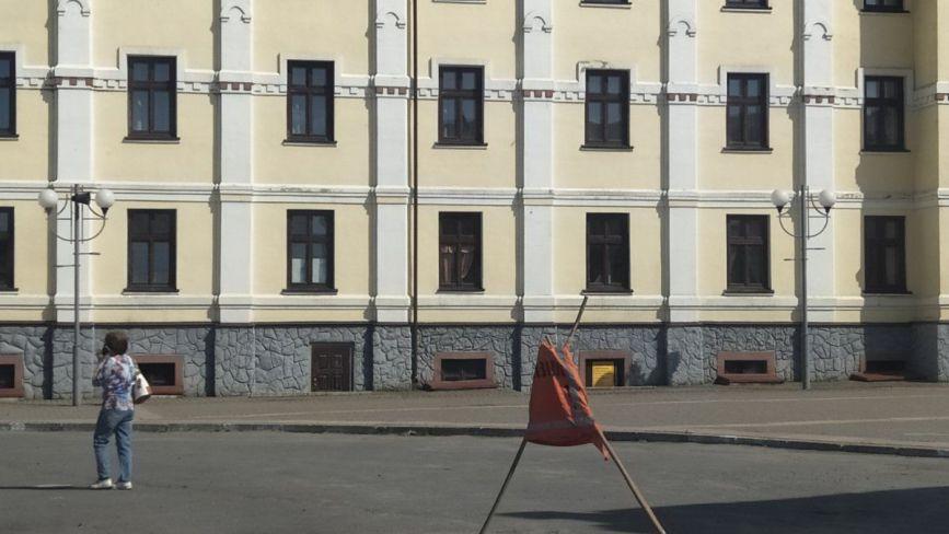 Козятин у фото: як виглядає територія вокзалу