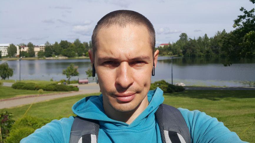 Пригоди козятинчанина у Фінляндії