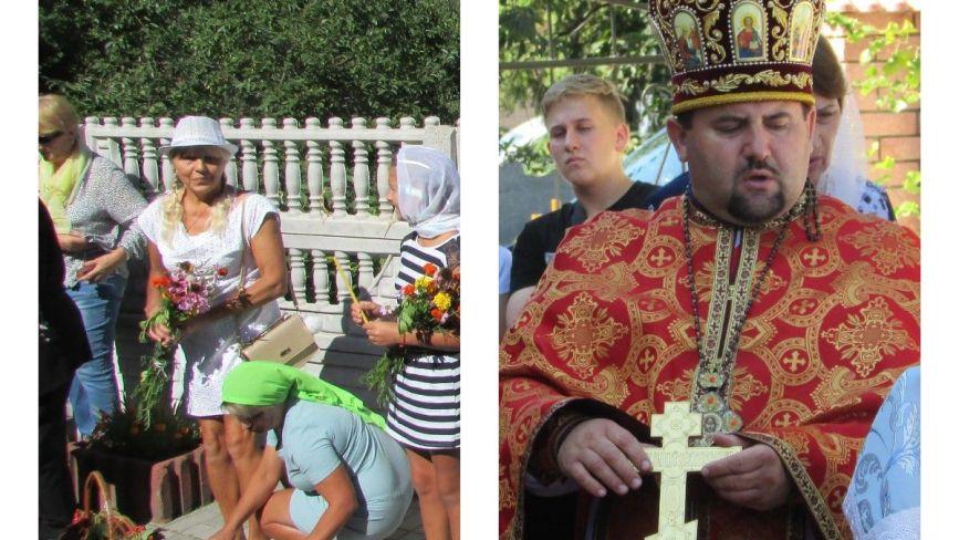 На свято Маковія у Козятині прийшли більше півсотні вірян