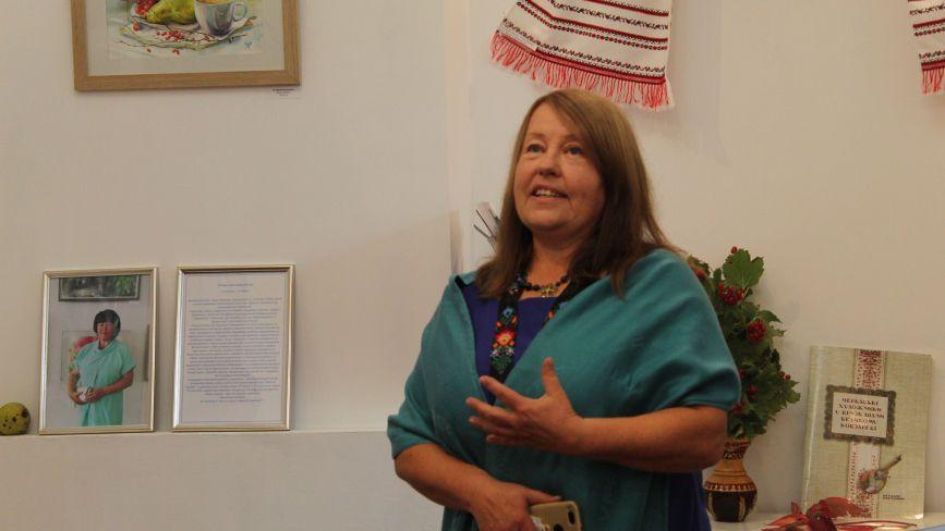 Наша землячка Тетяна Куліш пише картини аквареллю