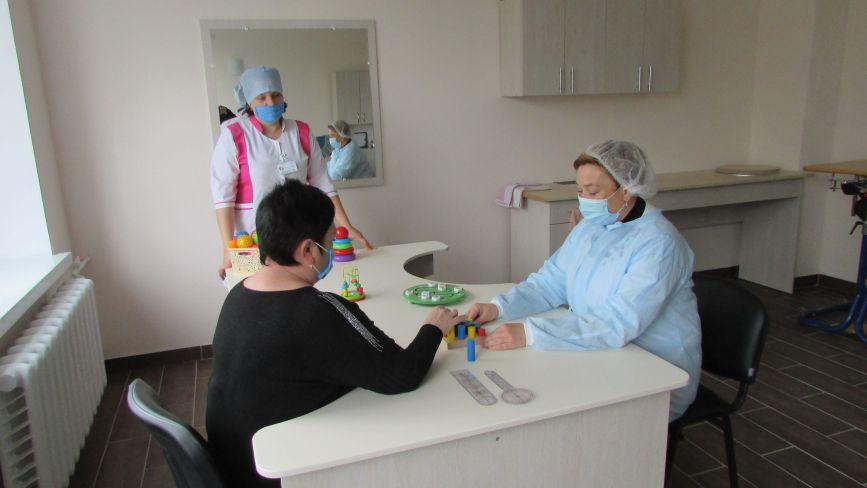 У міській лікарні відкрили нове відділення, де повертатимуть до нормального життя