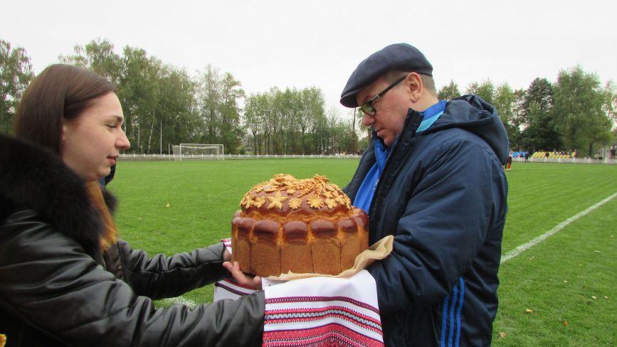 У Козятині висадився зірковий десант футболістів-ветеранів Київського «Динамо»