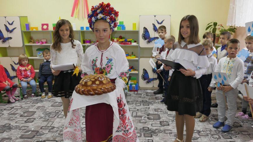 На Козятинщині відкрили дошкільне відділення