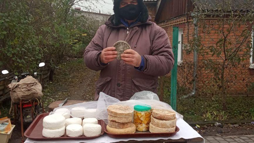 Вишукані французькі сири виготовляє наш земляк