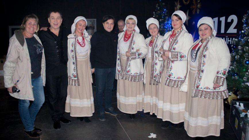 «Калину» з Махнівки запросили на телебачення Петро Мага та Оксана Пекун