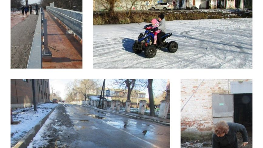Прогулянка Козятинщиною: нечистоти на дорозі, аварійні дерева, жінка-кочегар