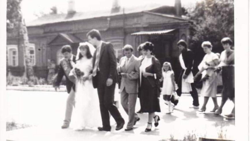 Де і в чому одружувались козятинчани?