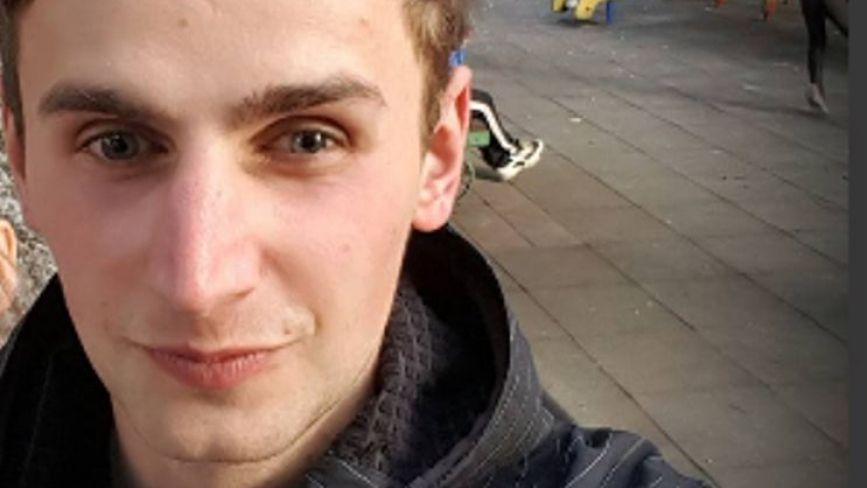 Мати шукає сина — 23-річного козятинчанина Владислава Боровського, який зник більше місяця тому
