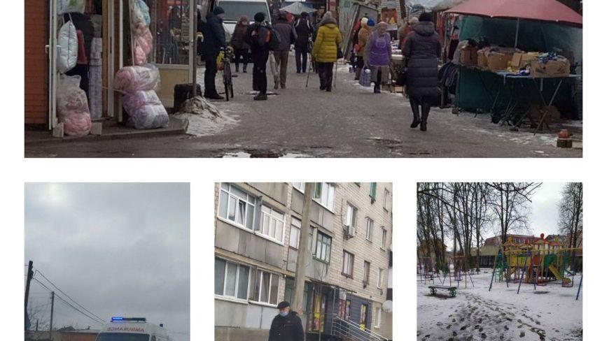 Козятин в перший день весни: фоторепортаж з вулиць міста