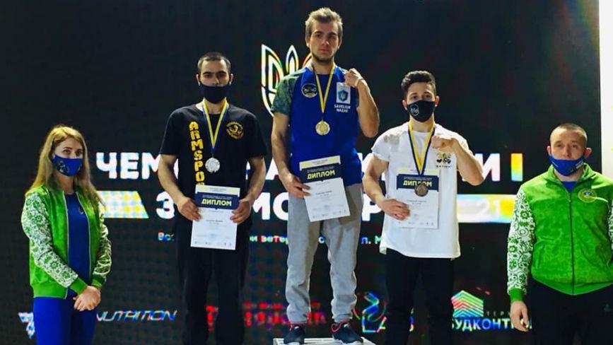 Козятинські армреслери з Чемпіонату України привезли перемоги