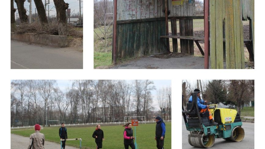 Прогулянка Козятинщиною: вандали на стадіоні та гонки вулицею Франка
