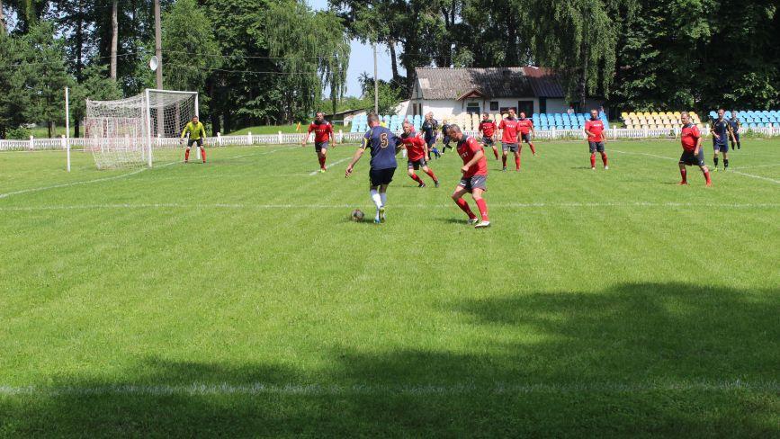 Як футболісти зіграли на першість Вінницької та Житомирської областей