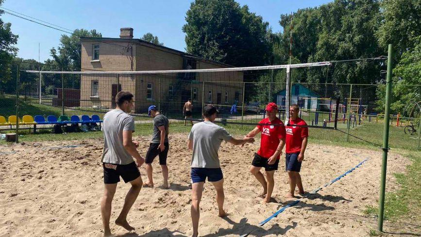 У Козятин приїхали волейболісти з топ команд чемпіонатів України