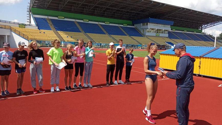 У  Козятинських легкоатлетів канікули ще не наступили. Знову були змагання