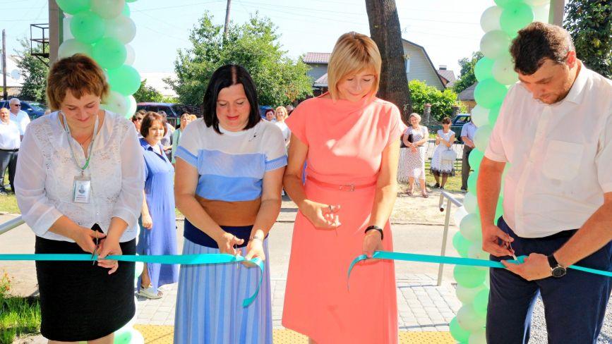 У Козятині відкрили Сервісний центр обласного управління пенсійного фонду