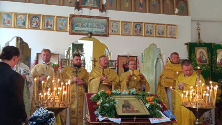 Козятинська парафія Пророка Іллі відсвяткувала престольне свято та 20-ту річницю заснування храму