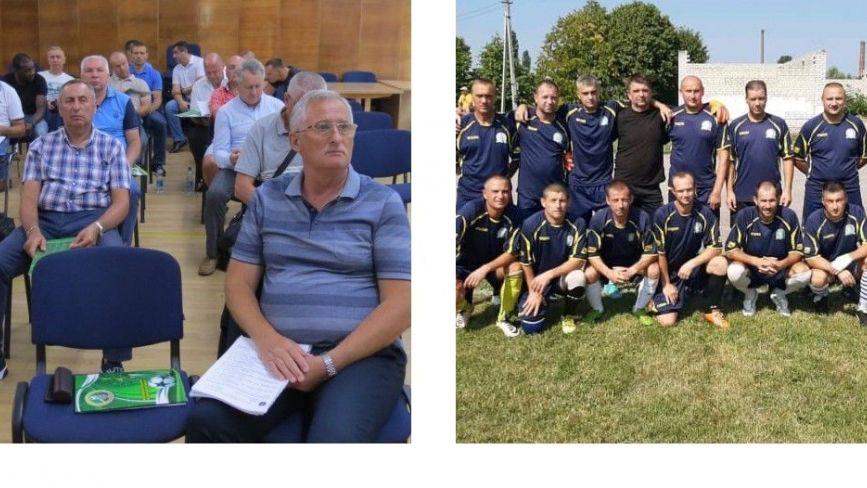 Володар Суперкубка, Кубка області та срібний призер чемпіонату на розтяжці