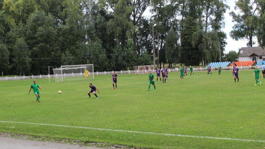 Грали «Локомотив» з «Орлівкою». Програли — міська рада і козятинський футбол