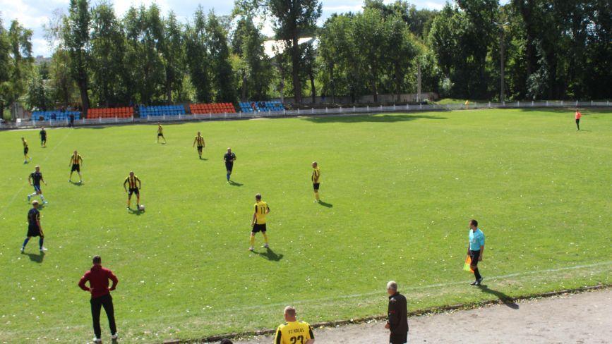 На гру ветеранів в Козятин приїхали легенди вітчизняного футболу