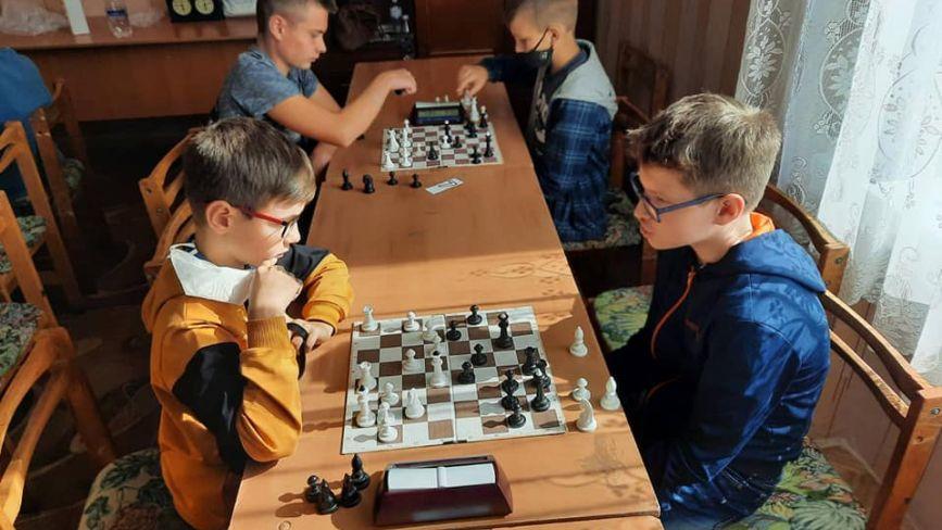 В Козятинському центрі дитячо-юнацької творчості пройшов шаховий турнір