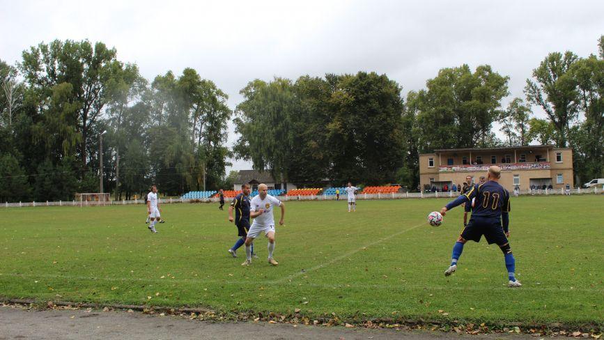 Програли 1:5, але вболівальники були в захваті від гравців Козятинської команди