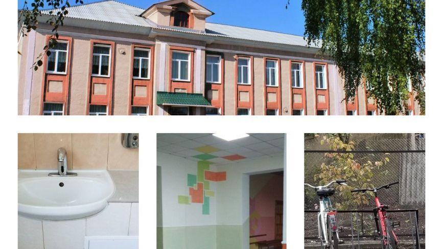 Сенсорні крани та велопарковка: як з новим директором оновлюється козятинська школа №3