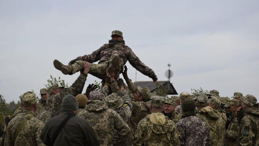 Найкращі в Україні:  наші захисники стали переможцями в боротьбі за кращий стрілецький взвод сухопутних військ ЗСУ