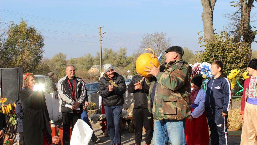 У Пляховій організували свято, якого в Україні ще не було
