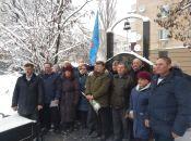 Вшанування полеглих та померлих, хто своїм тілом і духом закрив чорнобильський реактор