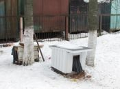 Щоб прихистити бездомну тварину, мешканці самі створюють міні-притулки