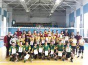 Волейболісти козятинської дитячо-юнацької спортивної школи — чемпіони Вінницької області