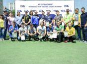 Спортивні перемоги: козятинські залізничники змагалися з гирьового спорту та армреслінгу
