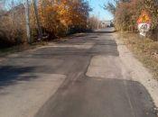 Фото дня: в селі Козятин латають ями