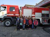 Школярі з Широкої греблі гостювали у рятувальників