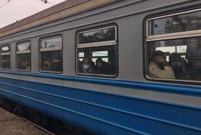 Стрілянина в електропоїзді «Жмеринка-Козятин». Хто стріляв і чи є постраждалі?