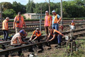 У першу неділю серпня залізничники святкують День профспілки залізничників