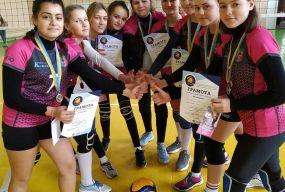 Виграли у Ямполя та Жмеринки: козятинські волейболістки — срібні призери області