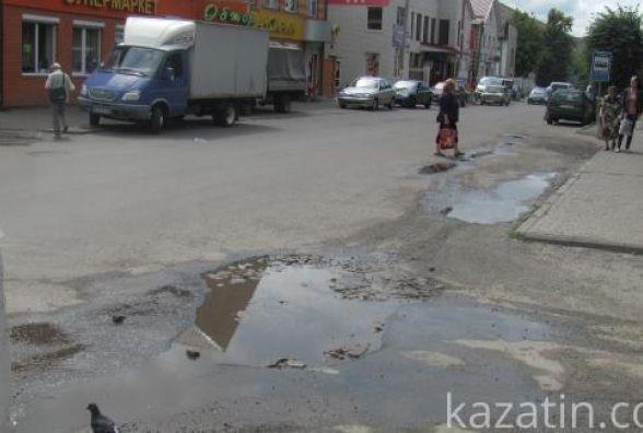 """Журналісти """"RIA-Козятин"""" відслідкували на скільки безпечно на дорогах містач"""