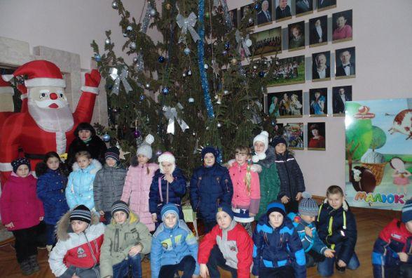 Учні козятинської школи №5 побували в столиці