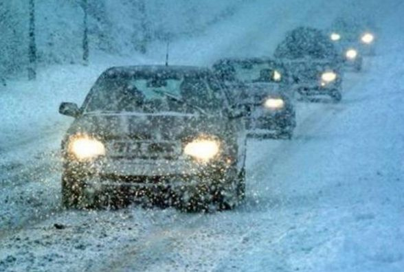 Хуртовини та снігопади на Вінниччині лютуватимуть до понеділка
