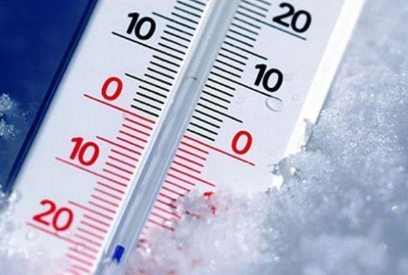На Україну вторгнеться холодний фронт — попереджають про 20 градусів морозу.