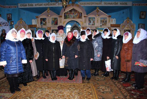 Самгородецькі святкування Водохреща