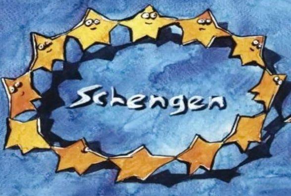 Цей день в історії, 1 лютого: Набула чинності Шенгенська угода, підписана країнами ЄС
