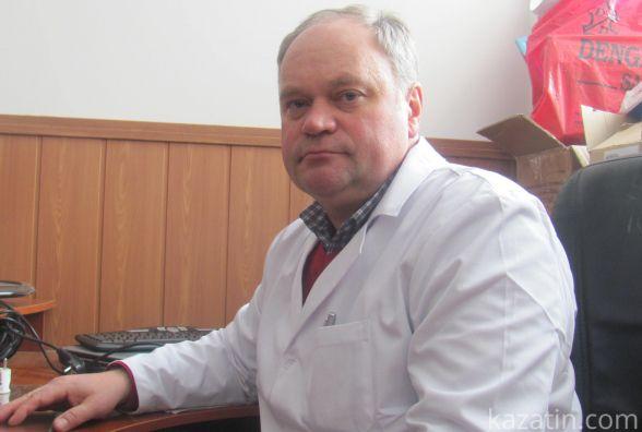 Заступник головного лікаря Ігор Грубеляс про останні події відносно медичного закладу