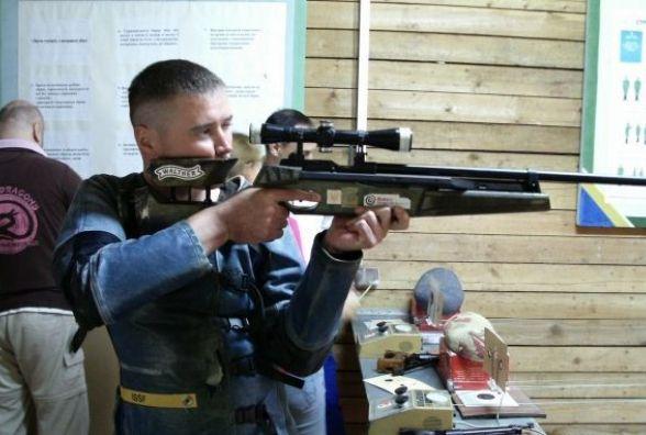 Чемпіонат Вінниччини з кульової стрільби серед ветеранів пам'яті Георгія Лєбєдєва виграли учасники АТО