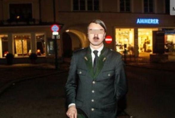 В Австрії арештували двійника Гітлера