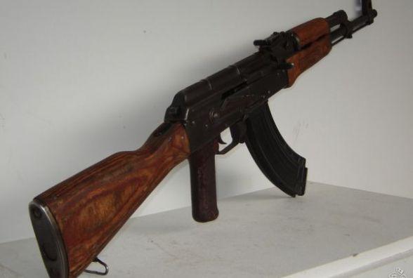 У Придністров'ї в прикладі АК-47 знайшли секретну записку часів Афганської війни