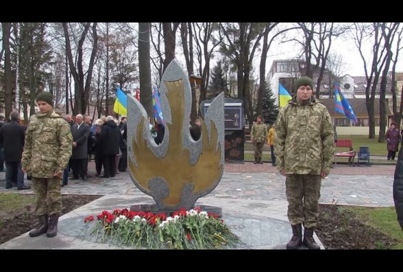 У Вінниці вшанували загиблих у Другій світовій війні