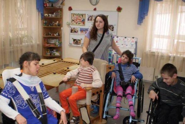 Необхідна наша допомога тяжкохворим дітям-сиротам із зони АТО та дітям з інвалідністю